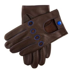 Other - Premium Men's Leather Driving Gloves